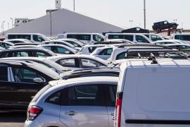 Bis zu 60.000 Mietwagen auf Mallorcas Straßen