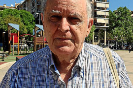 Alfredo Barón ist pensionierter Hydrogeologe
