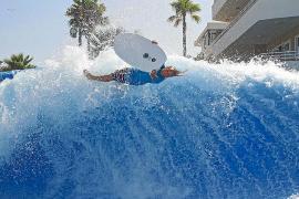 Die Wellenreiter von Magaluf