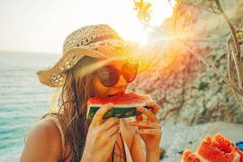 Melonen-Paradies Mallorca