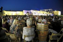 Mondscheinkonzert im Weingut