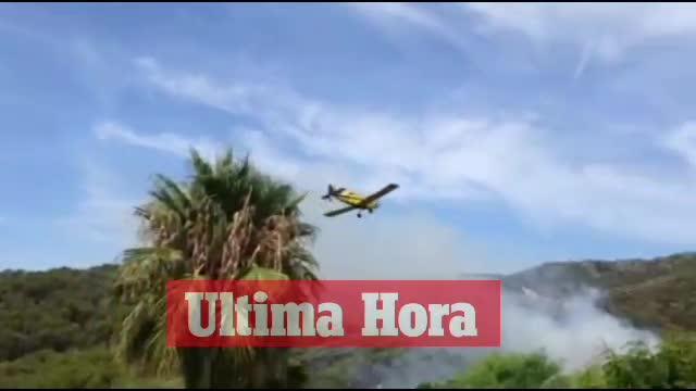 Mehrere Waldbrände auf Mallorca