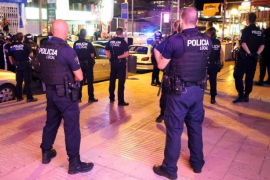 "Festnahmen bei Massen-Zoff am ""Ballermann"""