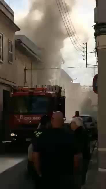 Psychisch Kranke löst Brand in ihrer Wohnung aus