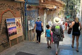 Palma will ehemalige Souvenirläden renovieren