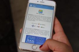 Balearen-Bewohner hängen am meisten am Handy