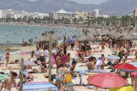 Menschendichte auf Mallorca höher als in Indien