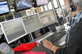 Die 112-Notrufzentrale in Es Pinaret auf Mallorca nimmt allgemeine Hilferufe entgegen und leitet einige an die 061-Zentrale weit