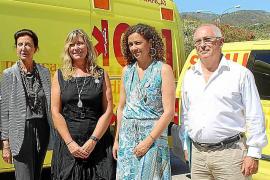 Carmen Planas, Patricia Gómez, Catalina Cladera und Juli Fuster haben am Dienstag das Kooperationsprotokoll in Palma de Mallorca