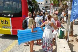 Neuer Shuttlebus zum Es-Trenc-Strand bewährt sich