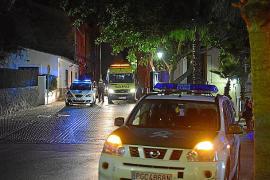 Viel Arbeit für die Polizei in Andratx