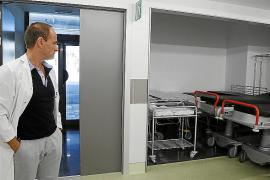 Die neue medizinische Fakultät auf Mallorca.