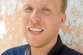 """Rodney Lietz leitet mit Miriam Jaeschke die Praxis """"Logopädie Hannover - Mallorca""""."""