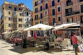 Stadt Palma macht im Kampf gegen Terrassen ernst