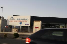 Neue Aldi-Filiale in Manacor eröffnet am 9. September