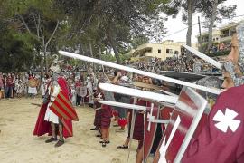 Mächtig was los in Santa Ponça