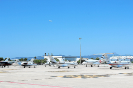 Die private Fliegerei boomt auf Mallorca