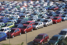 Manipulierte Kilometerzähler bei verkauften Mietwagen