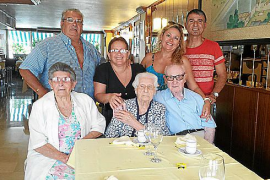 Mallorquinerin feiert ihren 103. Geburtstag