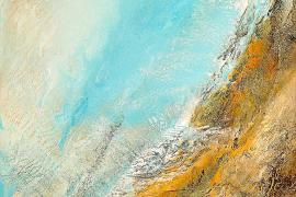 Wüstenbilder aus einem rauen Atelier