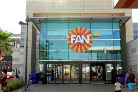 Letzte Vorbereitungen für Eröffnung von Fan Mallorca Shopping