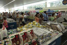 Viele Menschen aus Manacor und Umgebung wollten den neuen Laden schon am Eröffnungstag kennenlernen.