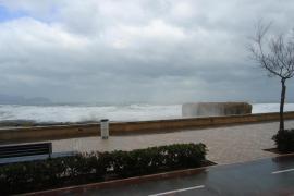 Alarmstufe Orange wegen starker Regenfälle