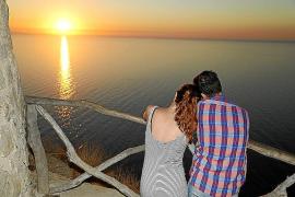 Die schönsten Sonnenuntergänge der Insel