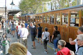 Ehrung für Sóller-Bahn und Robinson Club