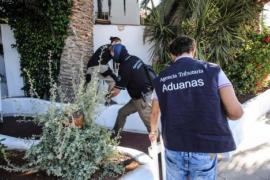 Durchsuchung in Nobeldiskos auf Ibiza