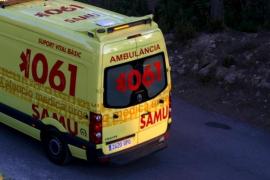 Bauarbeiter durch Explosion in Palma verletzt