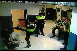 Urteil gegen prügelnde Polizisten bestätigt