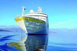 """Auch eine Reise mit der """"MS Hamburg"""" ist zu gewinnen. Es geht im Mai 2017 mit Start und Ziel Hamburg nach Sylt, Borkum und Helgo"""