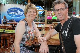Angelika und Wolfgang Kozickyi haben im Internet vom Casting erfahren