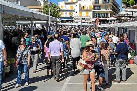"""Bereits in den vergangenen Jahren war der Andrang auf die """"Mostra de la Llampuga"""" in Cala Rajada im Nordosten von Mallorca groß."""