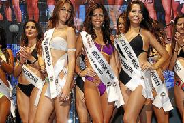 Miss Bikini durfte sich Cynthia García aus Gran Canaria nennen.