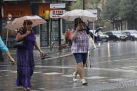 Wetterwarnung für Mallorca