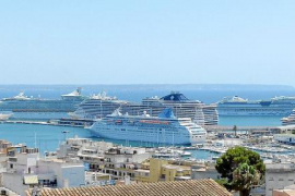 Zahl der Kreuzfahrtschiffe in Palma soll steigen