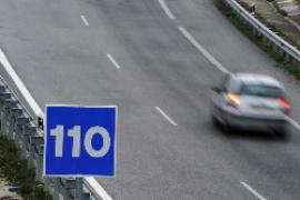 Tempo 110 auf allen Autobahnen