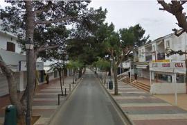 Noch mehr Fußgängerzone in Cala d'Or