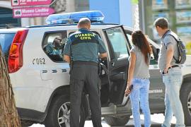 Taschendiebe auf Parkplatz in Port d'Andratx verhaftet
