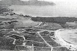 Die Straßen für die Grundstücke gibt es seit 1976.