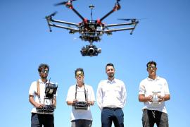 Gefahren durch Drohnen nicht unterschätzen