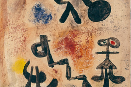 Familie Miró überlässt Museum 18 Kunstwerke