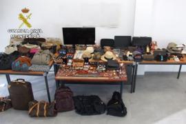 Polizei auf Mallorca verhaftet berüchtigte Einbrecherbande