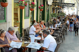 Anwohner fordern kürzere Terrassen-Öffnungszeiten