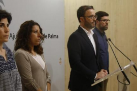 Palmas Bürgermeister beklagt neue Rathaus-Skandale