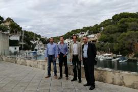 Grünes Licht für Hafen-Verschönerung in Cala Figuera