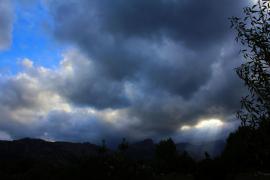 Regen bringt Temperatursturz auf Mallorca
