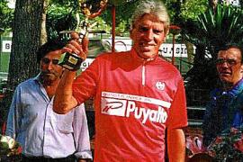 Manfred Nepp gewann mehrmals die Mallorca-Rundfahrt